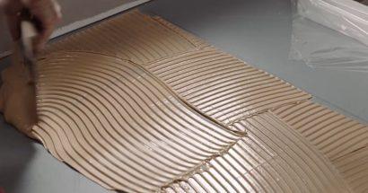 EGGER PRO Design – instalace lepením
